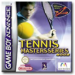 Tennis Masters Series 2003 per Game Boy Advance