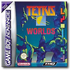 Tetris Worlds per Game Boy Advance