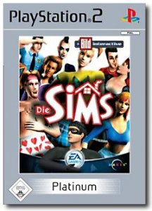 The Sims per PlayStation 2