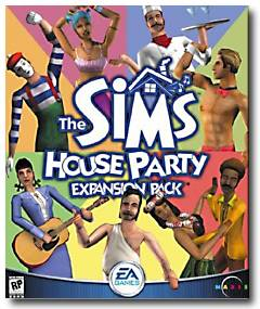 The Sims: Party Pack per PC Windows