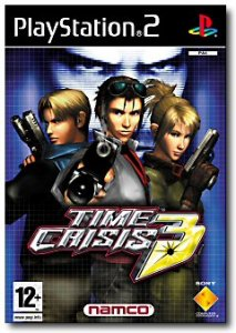 Time Crisis 3 per PlayStation 2