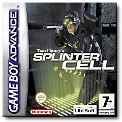 Tom Clancy's Splinter Cell per Game Boy Advance