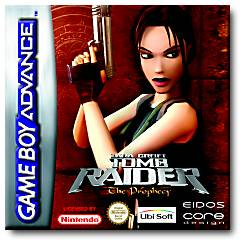 Tomb Raider The Prophecy per Game Boy Advance