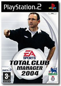 Total Club Manager 2004 per PlayStation 2
