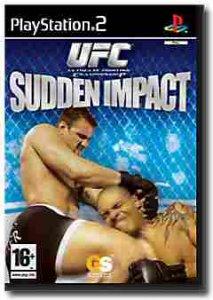 UFC: Sudden Impact per PlayStation 2