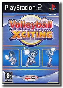 Volleyball Xciting per PlayStation 2
