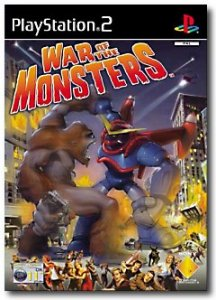 War of the Monsters per PlayStation 2