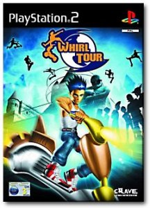 Whirl Tour per PlayStation 2