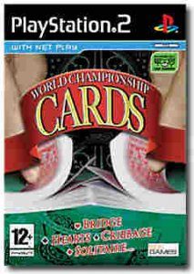 World Championship Cards per PlayStation 2