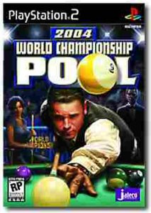 World Championship Pool 2004 per PlayStation 2