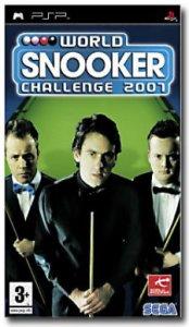 World Snooker Challenge 2007 (World Pool Challenge 2007) per PlayStation Portable