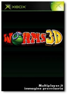 Worms 3D per Xbox
