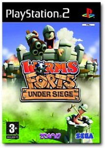 Worms Forts: Under Siege per PlayStation 2