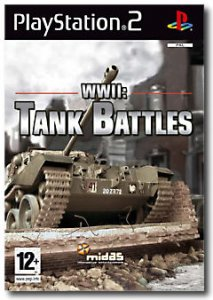 WWII: Tank Battles per PlayStation 2