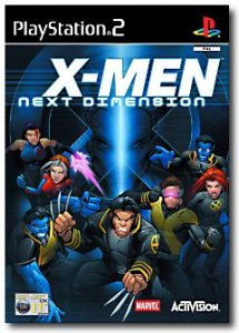 X-Men: Next Dimension per PlayStation 2