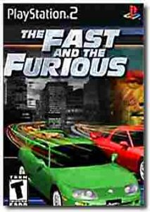 The Fast and the Furious per PlayStation 2