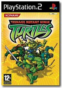 Teenage Mutant Ninja Turtles per PlayStation 2