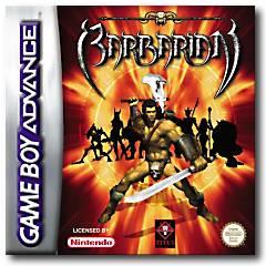 Barbarian per Game Boy Advance