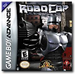 Robocop per Game Boy Advance