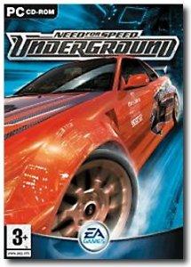 Need for Speed Underground per PC Windows