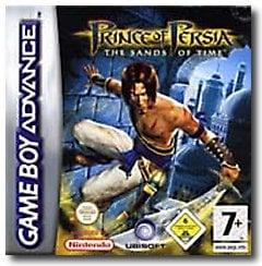 Prince of Persia: Le Sabbie del Tempo per Game Boy Advance