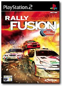 Rally Fusion: Race of Champions per PlayStation 2