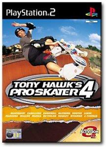 Tony Hawk's Pro Skater 4 per PlayStation 2