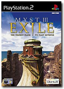 Myst III: Exile per PlayStation 2