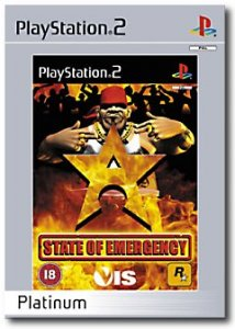 State of Emergency per PlayStation 2
