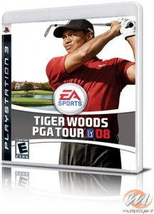 Tiger Woods PGA Tour 08 per PlayStation 3