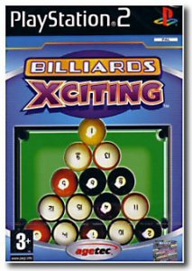 Billiards Xciting per PlayStation 2