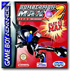 Bomberman Max 2 Red per Game Boy Advance