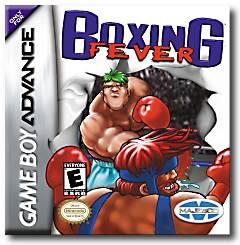 Boxing Fever per Game Boy Advance