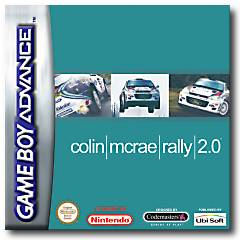 Colin McRae Rally 2.0 per Game Boy Advance