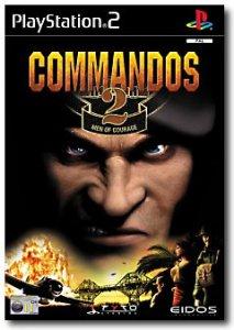 Commandos 2: Men of Courage per PlayStation 2