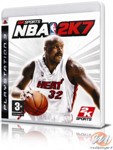 NBA 2K7 per PlayStation 3