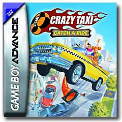 Crazy Taxi per Game Boy Advance