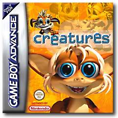 Creatures per Game Boy Advance