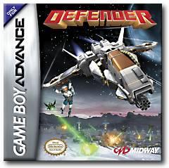 Defender per Game Boy Advance