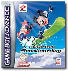 Disney Snowboarding per Game Boy Advance
