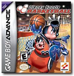 Disney Sports Basketball per Game Boy Advance