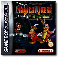 Disney's Magical Quest Starring Mickey Mouse per Game Boy Advance