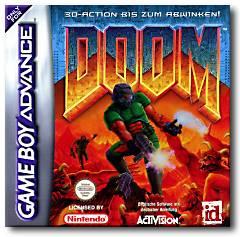 Doom per Game Boy Advance