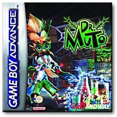 Dr. Muto per Game Boy Advance