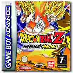 Dragonball Z Super Sonic Warriors per Game Boy Advance
