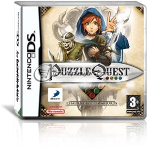 Puzzle Quest: Challenge of the Warlords per Nintendo DS