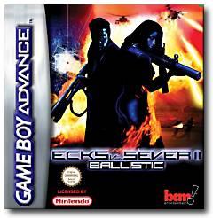 Ecks vs Sever II per Game Boy Advance