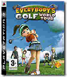 Everybody's Golf World Tour per PlayStation 3