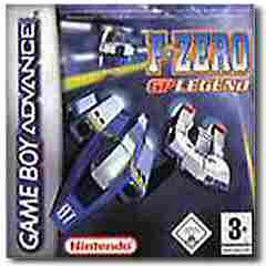 F-Zero: GP Legend per Game Boy Advance