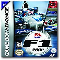 F1 2002 per Game Boy Advance